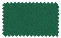 Strachan SuperPro 8' American Yellow Green Pool Table Cloth