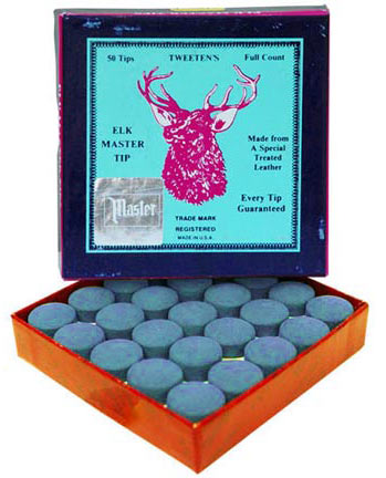 Elk Master Tips, 13mm (Box of 50)