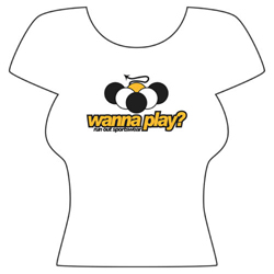 Wanna Play? T-Shirt