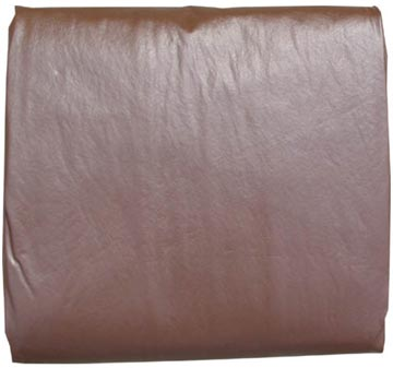 Deluxe Heavy Duty 8 Ft. Pool Table Cover, Brown