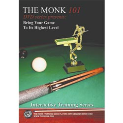 The Monk 101 DVD - Bring Your Game To It's Highest Level