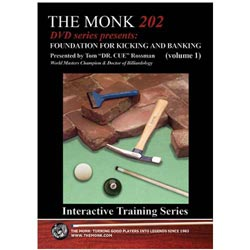 The Monk 202 DVD - Vol 1.-Foundation for Banking & Kicking