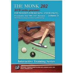 The Monk 202 DVD - Vol 2.-Foundation for Banking & Kicking