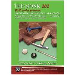 The Monk 202 DVD - Vol 3.-Foundation for Banking & Kicking