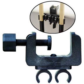 Porper 2 Cue Clamp Holder
