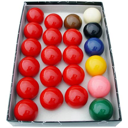 Premier Snooker Balls Set