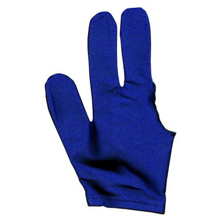 Billiard Glove, Blue
