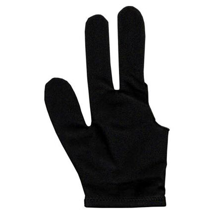 Billiard Glove, Black