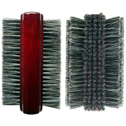8-1/2&#34 Horse Hair Pool Table Tri-Brush