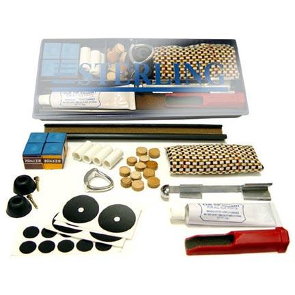 Pool Cue Tip Repair Kit