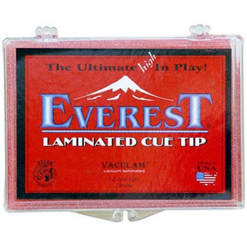 Tiger Everest Laminated Tips, 14mm