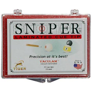 Tiger Sniper Tip, 14mm