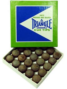 Triangle Tips, 12mm (Box of 50)